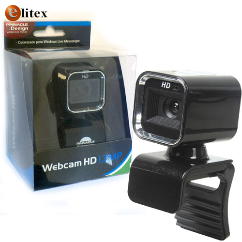 Webcam 6 HD720 con chip audio USB Caja Transp